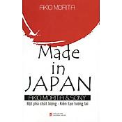 Giá Made in Japan: Đột Phá Chất Lượng - Kiến Tạo Tương Lai