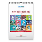 Giá Lịch Tường Doraemon 2017