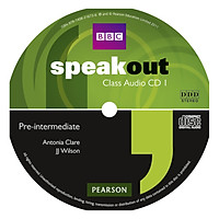 [Download Sách] Speakout Pre-Intermediate Class CD (x3)