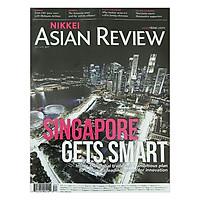 Hình ảnh download sách Nikkei Asian Review: Singapore Gets Smart - 34
