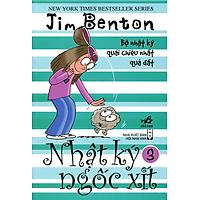 [Download Sách] Nhật Ký Ngốc Xít - Tập 3 (Tái Bản 2017)