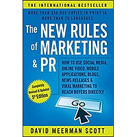 The New Rules Of Marketing And Pr, 4E