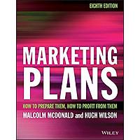 [Download sách] Marketing Plans 8E