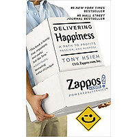 [Download Sách] Delivering Happiness