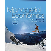 Managerial Economics, Eighth Edition