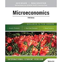 Isv Microeconomics, 5E