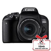 Máy Ảnh Canon 800D + Lens 18-55mm IS STM (Lê...