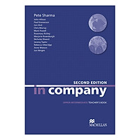 In Company (2 Ed.) Upper-Inter: Teacher's Book