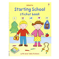 [Download Sách] Starting School
