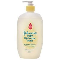 Sữa Tắm Gội Toàn Thân Johnson's Baby Top to Toe...