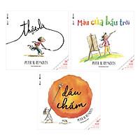 [Download Sách] Combo Sách Kích Thích Nguồn Cảm Hứng Sáng Tạo Của Trẻ (3 Quyển)
