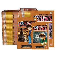 Combo Thám Tử Lừng Danh Conan (Trọn Bộ 90 Tập)