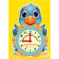 [Download sách] Cùng bé nhận biết thời gian: Chích bông tinh nghịch