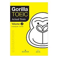 [Download sách] Gorilla Toeic Actual Tests - Volume 2