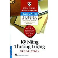 Hình ảnh download sách Cẩm Nang Kinh Doanh - Kỹ Năng Thương Lượng (Tái Bản)