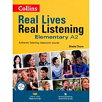 [Download sách] Real Lives Real Listening Elementary A2 (Kèm CD)