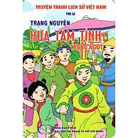 [Download sách] Truyện Tranh Lịch Sử Việt Nam - Trạng Nguyên Hứa Tam Tỉnh - Trạng Ngọt