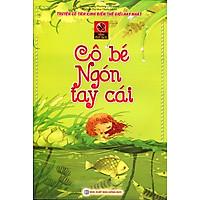Hình ảnh download sách Vườn Cổ Tích - Cô Bé Ngón Tay Cái