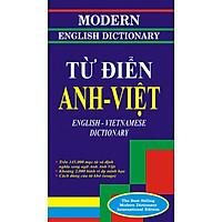 Từ Điển Anh - Việt 145.000 Từ (Nhỏ)