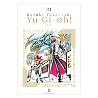 Hình ảnh download sách Yu-gi-oh! Tập 21