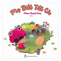 [Download sách] Bộ Sách Thế Giới Của Em - Mẹ Biết Tất Cả (Tập 2)