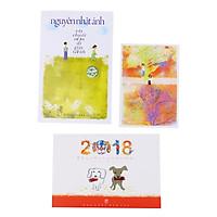 Cây Chuối Non Đi Giày Xanh - Bìa Mềm (Tặng Postcard Và Lịch 2018 Để Bàn 1 Tờ)