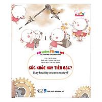 [Download sách] Bồi Dưỡng FQ Cho Trẻ - Sức Khỏe Hay Tiền Bạc