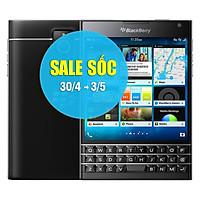 Điện Thoại BlackBerry Passport - Đen (Hàng Chính Hãng)