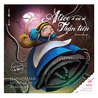[Download Sách] Ehon Alice Ở Xứ Sở Thần Tiên