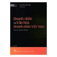 Doanh Nhân Và Văn Hóa Doanh Nhân Việt Nam