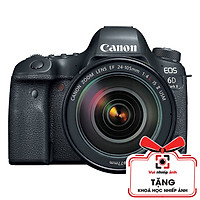 Máy Ảnh Canon EOS 6D MARK II + Lens Canon 24-105mm F4L...