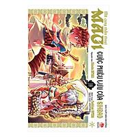 [Download Sách] Magi - Mê Cung Thần Thoại: Những Cuộc Phiêu Lưu Của Sinbad (Tập 10)