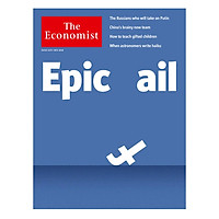 [Download Sách] The Economist: Epic Fail - 12