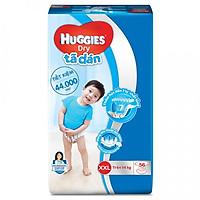Tã dán Huggies Dry XXL56