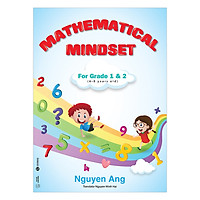 [Download Sách] Mathematical Mindset For Grade 1 And 2 (6 - 8 Years Old)