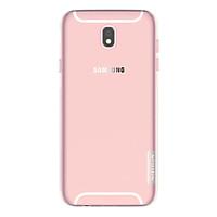 Ốp Lưng Dẻo Samsung Galaxy J7 Pro Nillkin - Trong Suốt