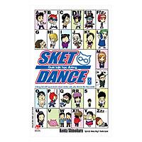 [Download Sách] Sket Dance - Quái Kiệt Học Đường - Tập 8
