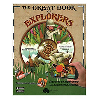 The Great Book Of Explorers (Augmented Reality)