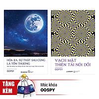 [Download Sách] Combo Hóa Ra, Sự Thật Sau Cùng Là Tổn Thương + Vạch Mặt Thiên Tài Nói Dối (Tặng Kèm Móc Khóa)