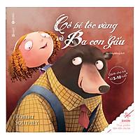 [Download Sách] Ehon Cô Bé Tóc Vàng Và Ba Con Gấu