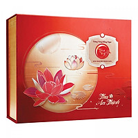 Hộp 4 Bánh Trung Thu Kinh Đô Trăng Vàng Hồng...