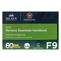 [Download sách] Sách ACCA Revision Essentials Handbook - F9 Financial Management