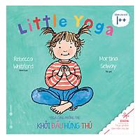 [Download Sách] Ehon - Yoga Cùng Muông Thú: Khởi Đầu Hứng Thú