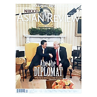 [Download Sách] Nikkei Asian Review: Abe The Diplomat – 04