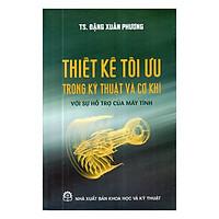 [Download sách] Thiết Kế Tối Ưu Trong Kĩ Thuật Và Cơ Khí Dưới Sự Hỗ Trợ Của Máy Tính