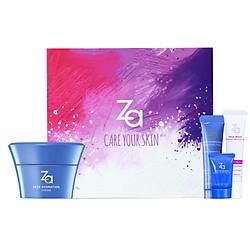 Bộ sản phẩm dưỡng ẩm toàn diện Za Deep Hydration - 95559C