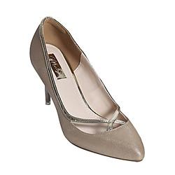 Giày Cao Gót Sexy Merlyshoes 0758 - Vàng