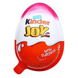 Socola Kinder Joy Cho Bé Gái