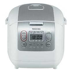 Nồi Cơm Điện Tử Toshiba RC-18NMFVN(WT) (1.8 lít) - Trắng