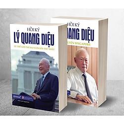 Bộ Sách Hồi Ký Lý Quang Diệu (Trọn Bộ 2 Tập)